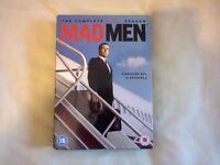 Mad Men: The Complete Final Season DVD Region 2