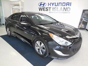 2011 Hyundai Sonata Hybride Premium CUIR/TOIT/NAVI 70$/semaine