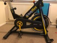 BODYMAX B15 EXERCISE BIKE FOR SALE