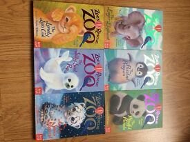 New kids book set, 6 animal story books