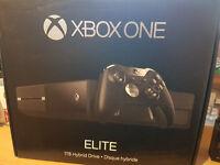 XBOX One Elite 1TB Console Boxed