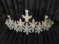 Brand- new Bridal Tiara