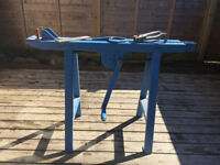 Jewellery Making 120cm Wire Draw Bench with Draw Plate and Draw Tongs Included