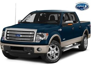 2013 Ford F-150 King Ranch King Ranch (Monotone Black)
