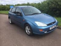 2001 Ford Focus 1.6 Automatic - 5 Months MOT