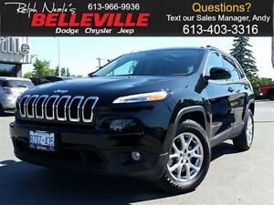 2016 Jeep Cherokee North-Just $190 bi-Weekly! 0% Available! Belleville Belleville Area image 1