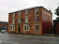 Eagle Tavern, North Street, Leeds. Live in Joint Management Couple Required