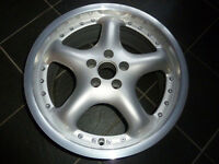 17'' Brand New SPARE alloy wheel, Fitment 5x100, Made in Germany, Audi, VW, Seat