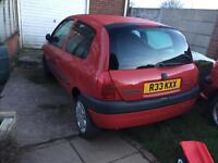 Renault Clio 2001 1.2 breaking