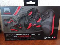 Xbox shape controller for the Ps3.