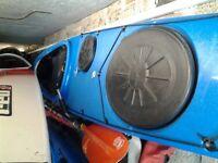 P&HScorpio LV sea kayak blue