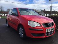 2006 Volkswagen polo 1.2 ** just mot'd **list new parts fitted**