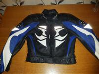 Motorcycle Jacket HEIN GERICKE PRO SPORTS: