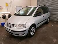 Volkswagen Sharan 53 PLATE, Diesel, full leather, quick sale required