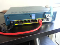 Cisco ASA 5505 Adaptive Security Appliance - Cisco CCNA Security Students