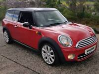 2008 Mini Cooper D Clubman 1.6 Diesel 6 Speed FULL YEARS MOT £20 Road Tax