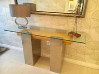 Hall console table - excellent condition