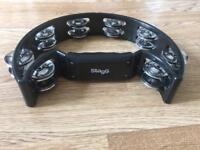 Stagg tambourine in excellent condition