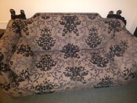 Nearly perfect condition sofa for sale - 2 seater, very comfy. Grab a bargain.