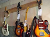 Guitar Repairs and Set-ups with FREE local collection and pickup