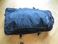 wheely suitcase