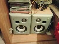 Pair of Speakers for sale