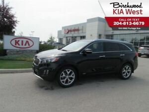 2018 Kia Sorento Manager Demo SX Turbo