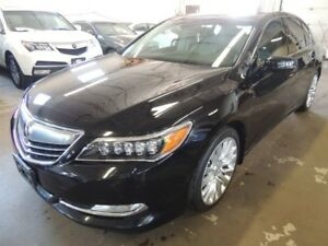 2014 Acura RLX ELITE PACK, NAVI, BACK UP CAMERA