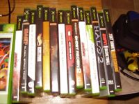 XBOX WITH LOAD OF GAMES INCLUDING CRASH BANDICOOT