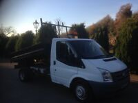 Ford transit tipper 100t350 2009 111000 miles fsh 1 owner