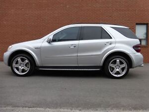 2007 Mercedes-Benz M-Class ML63 AMG 4MATIC -- 507 H.P MONSTER