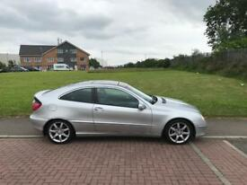 2003 MERCEDES C220 CDI AUTO / MAY PX OR SWAP