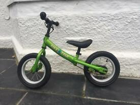 Balance bike 12 inch wheels