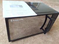 Russell Hobbs RHM1714B 17L Digital Microwave Black