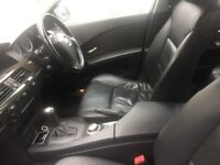 BMW 5 Series Car for immediate sale- 2004 year and 123k mileage