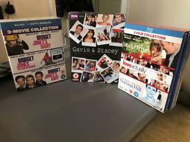 3 box set DVD's brand new