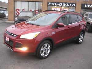2013 Ford Escape SE/leather/Navigation/Panoramic Sunroof