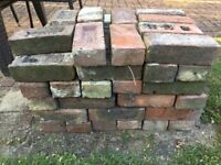 Used house bricks in reasonable condition, free