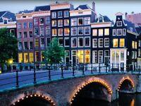 Do you speak Dutch? Yes? Conversation needed please