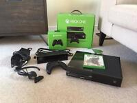 Xbox One with Kinect & extras!!!!!