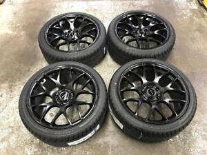 18 VMR Style Wheels 5x114.3 and All Season Tires 225/40ZR18 (Japaese Cars) Calgary Alberta Preview