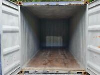 Storage Container Available To Let In Woolwich