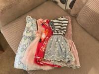 12-18 months girls summer dresses