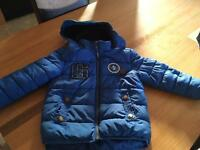 Boys winter coat age 4-5