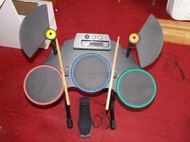 wii Accessory Drum Kit