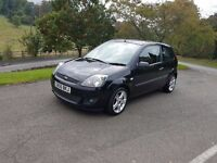 2006 Ford Fiesta 1.25 Zetec Climate with 12mths MOT