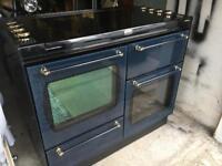 Gas range cooker.