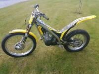 Gas gas 200 Trials bike