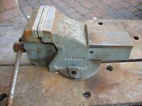 Record No 2 Bench Vice Alloy jaws