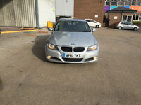 2011 BMW 320D EFFICIENTDYNAMICS 61 PLATE WITH COMPLATE AA REPORTS